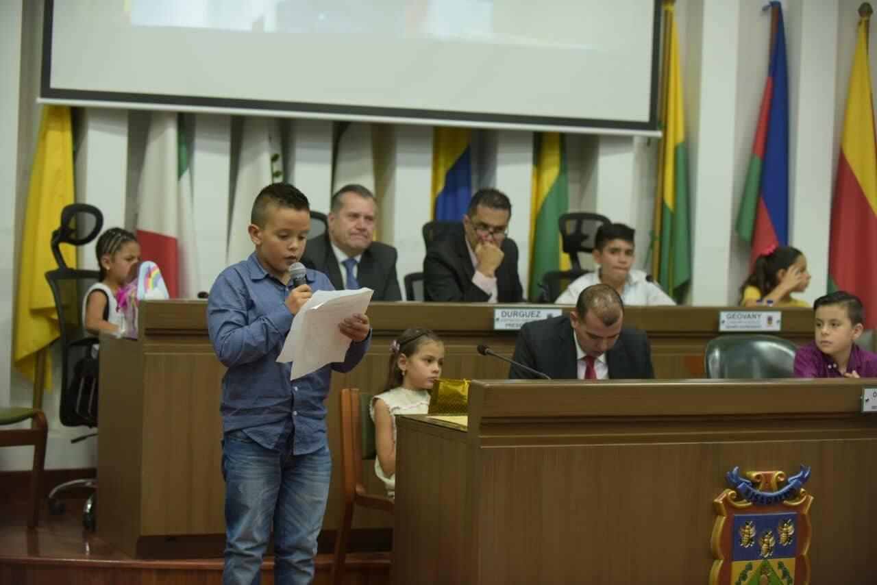 LPV en la Asamblea Departamental